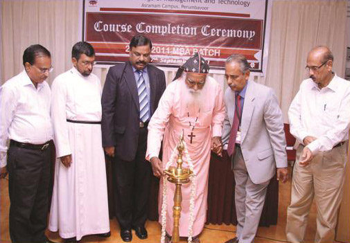 Course Completion Ceremony 2009-2011